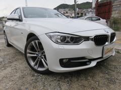 BMW328iスポーツ 純正ナビフルセグTV 2年長期無料保証付