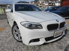 BMW523i Mスポーツパッケージ ナビTV 2年長期無料保証付