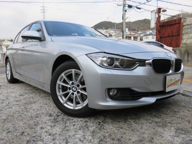 BMW 320i 純正ナビ  2年間長期無料保証付