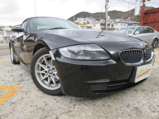 「BMW」「BMW Z4」「オープンカー」「兵庫県」の中古車