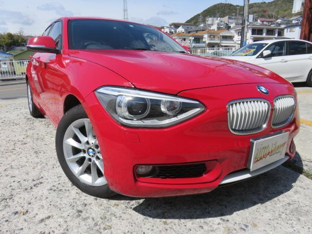 BMW 116i スタイル 純正ナビ バックカメラ 2年長期無料保証