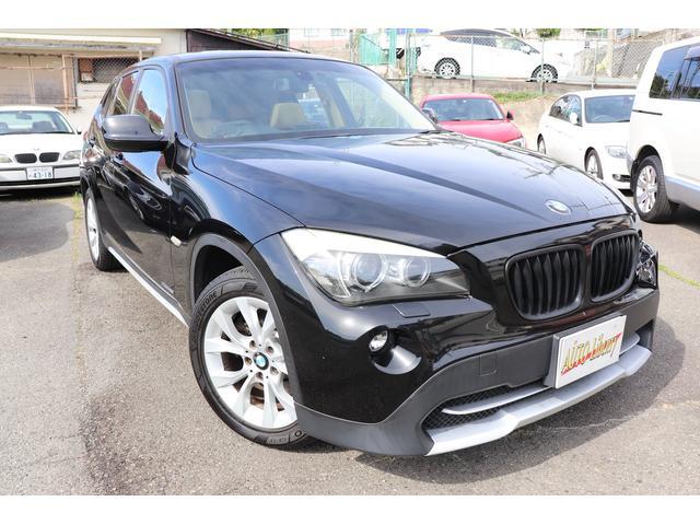 BMW xDrive 25i 革シート SR ナビTV 2年無料保証
