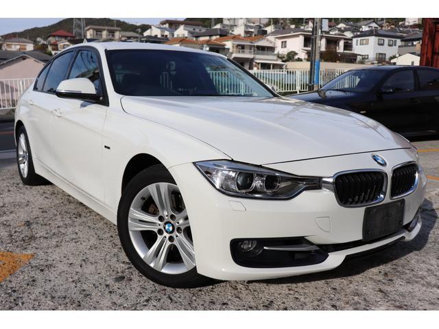 BMW 3シリーズ 320i スポーツ 純正ナビ バックカメラ 2年長期無料保証 BMW認定店