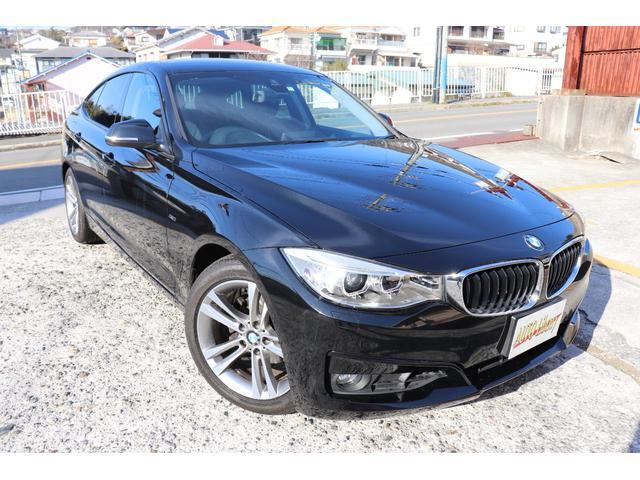 BMW 3シリーズ 320iグランツーリスモ スポーツ 2年長期無料保証付 BMW認定店
