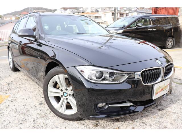 BMW 3シリーズ 320iツーリング スポーツ ワンオーナー2年長期無料保証付 BMW認定店