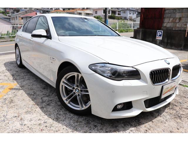 523i Mスポーツ ナビTV Dレコ 2年長期無料保証付 BMW認定店