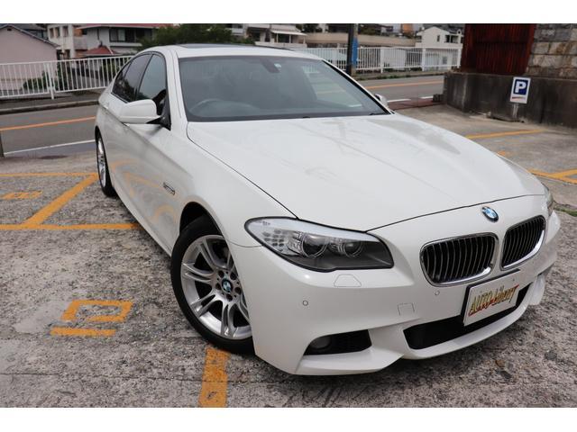523i Mスポーツパッケージ サンルーフ 2年長期無料保証 BMW認定店