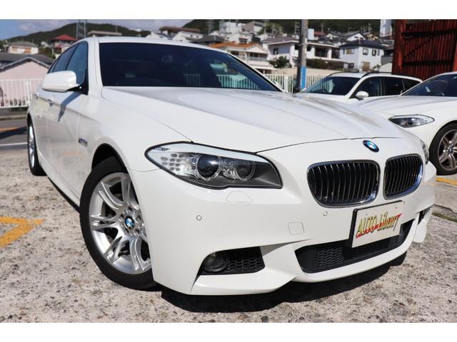 523i Mスポーツパッケージ BMW認定店 2年間長期無料保証付 純正ナビフルセグTV
