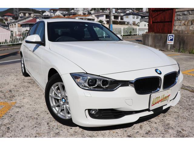 BMW 320i BMW認定店 2年間長期無料保証付 ワンオーナー 衝突軽減 車線逸脱 インテリジェントセーフティ