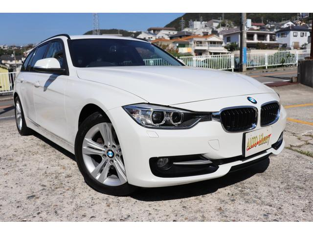 320dツーリング スポーツ BMW認定店 2年間長期無料保証付 パワーリアゲート ディーゼル車