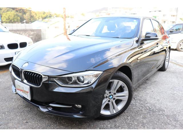 BMW 320i スポーツ ワンオーナー BMW認定店 2年間長期無料保証付