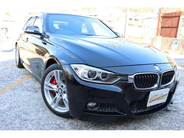 BMW 320i Mスポーツ BMW認定店 2年間長期無料保証付 純正HDDナビ バックカメラ アクティブクルーズコントロー インテリジェントセーフティー レーンディパーチャーウォーニング コムテック製ドライブレコーダー