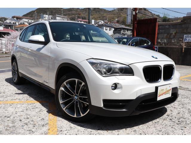 BMW sDrive 20i スポーツ 2年長期無料保証付 ナビフルセグTV バックカメラ ETC コンフォートアクセス アイドリングstop 純正18インチアルミ