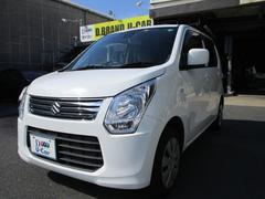 ワゴンRFX セットオプション装備車 ワンセグ ETC 車検整備付