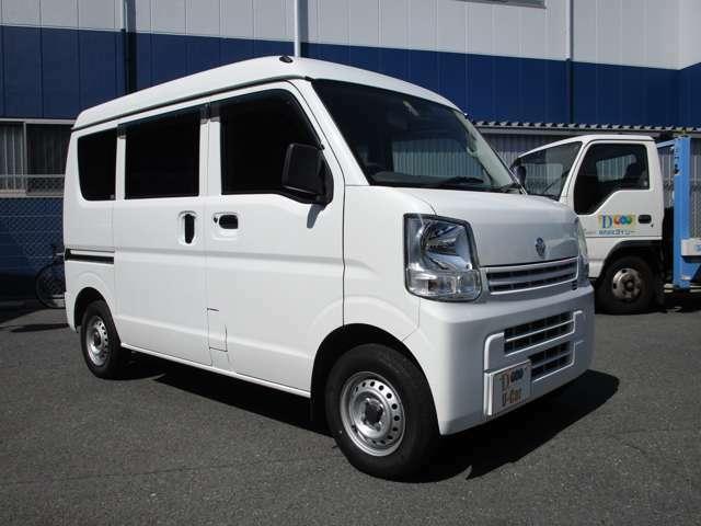 日産 DX エマージェンシーブレーキパッケージ ハイルーフ 5AGS車