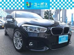 BMW118i パークディスタンスR メーカーナビ 禁煙車