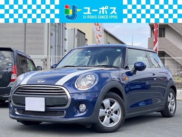 MINI ワン 3ドア 純正オーディオ・シートカバー・ETC