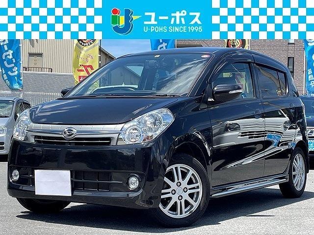 ダイハツ X ユーザー買取車輌・ワンオーナー・禁煙車・キーフリーシステム・純SDナビ・純CDオーディオ・純アルミ14インチ・オートエアコン