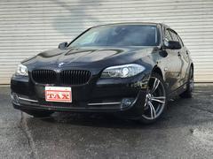 BMW528i 純正ナビ オートエアコン 機能多数!