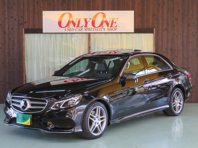 メルセデス・ベンツ E250 アバンギャルド サンルーフ セーフティP 1オーナ