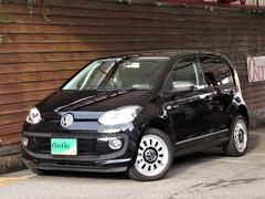 VW アップ!ブラックアップ!400台限定 クルコン 専用AW HID