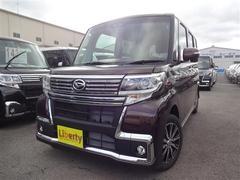 タントカスタム X トップED SAIII 届出済未使用車