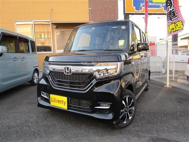 ホンダ G・EX SENSINGレス 両側Pドア 届出済未使用車