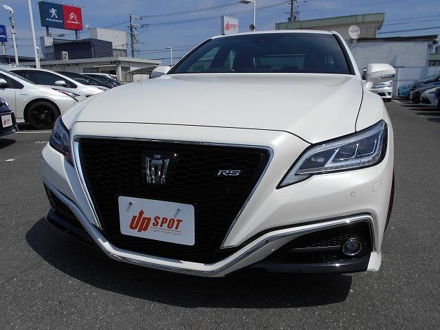 トヨタ RS アドバンス 1オーナー ナビ TSS 本革シート SR