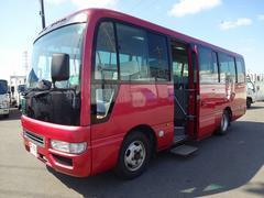 シビリアンバスマイクロバス 26人乗り フルエアサス オートスイングドア
