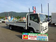 タイタントラック4WD 平ボディ 3トン積み ワイド 超ロング