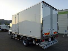 キャンター冷凍車 低温仕様 パワーゲート付 スタンバイ装置付 左ドア