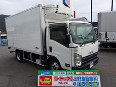 エルフトラック3トン 冷凍車 低温−30℃ 左ドア 2室構造 Wエバポ