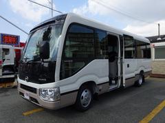 リエッセIIマイクロバス 29人乗り GX ロング 自動スイング扉