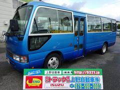コースター幼児バス 園児バス 52人乗り オートマ ディーゼル車