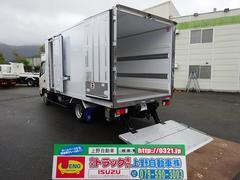 デュトロ2t 冷凍車 低温 格納式パワーゲート ワイド幅 ロング