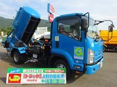 フォワード汚泥吸引車 モリタエコノス バキュームダンパー DBB30K