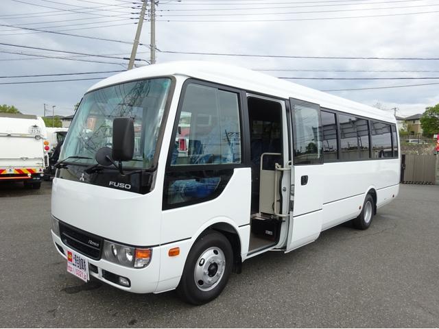 三菱ふそう 33人乗り バス スーパーロング スタンダード 175馬力