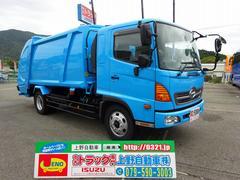レンジャー4WD プレス式パッカー 増トン 10.2m3 新明和工業