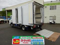 キャンター2パワーゲート付冷凍車 低温 ワイド ロング 2t積み
