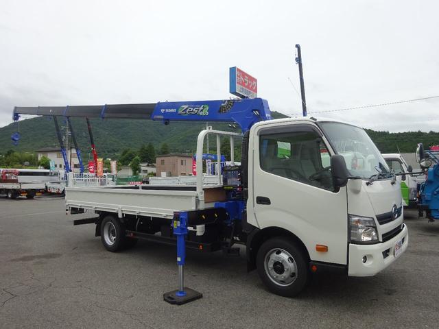 日野 クレーン付 5段 タダノ ZE295HR ワイド幅 超ロング