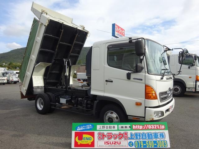 「その他」「ヒノレンジャー」「トラック」「兵庫県」の中古車