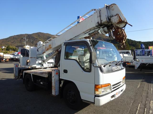 穴掘建柱車 アイチコーポレーション D502 標準幅(1枚目)