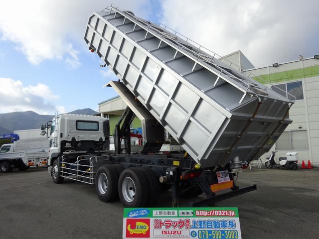 日野 粉粒体運搬車 プライムポリプロ ポリプロピレン ダンプ式