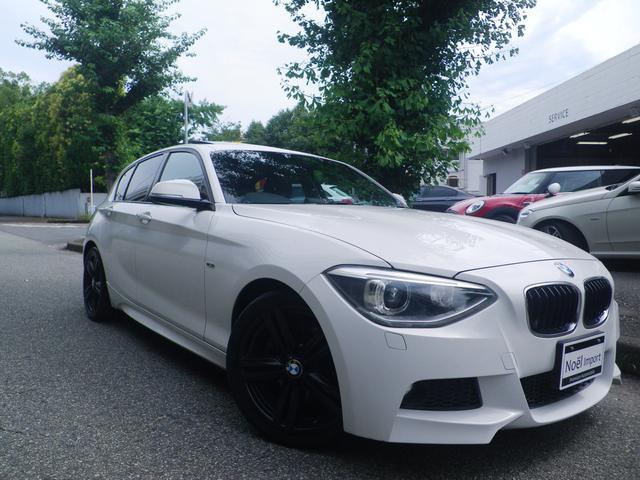 BMW 1シリーズ 116i Mスポーツ サンルーフ/純正Mスタースポーク18AW