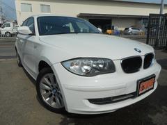 BMW116i 後期モデル 社外ナビTV アルミ ETC