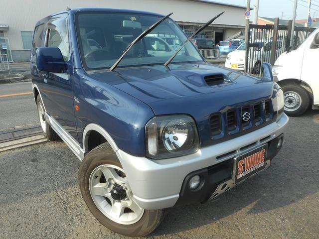 スズキ ワイルドウインド 4WD ターボ アルミ ナビTV CD