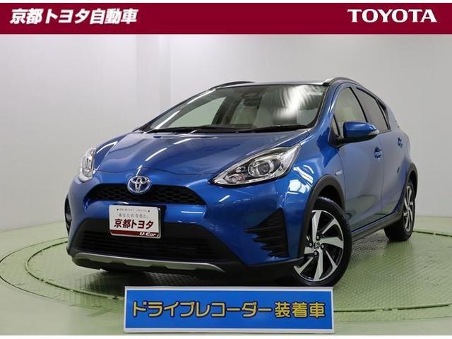 トヨタ アクア クロスオーバー ドラレコ SDナビ シートヒーター ETC