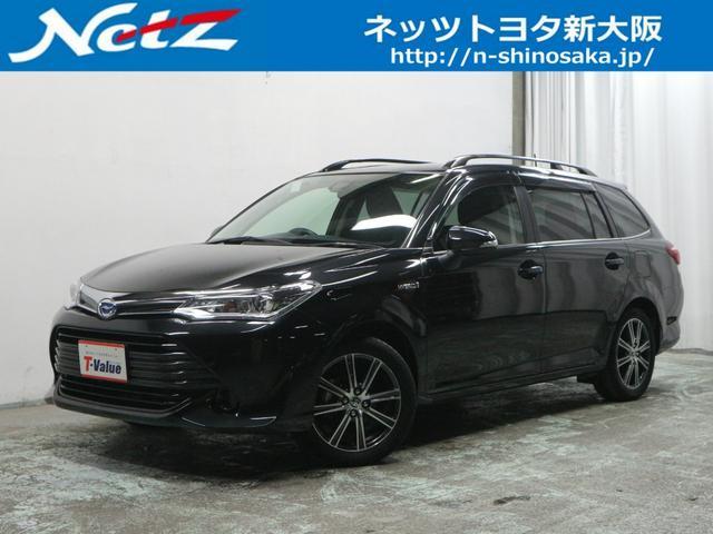 トヨタ ハイブリッドG TSS-C衝突軽減装置 T-Value認定車
