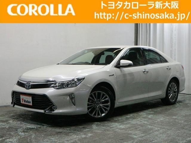 トヨタ ハイブリッド Gパッケージ T-Value認定車