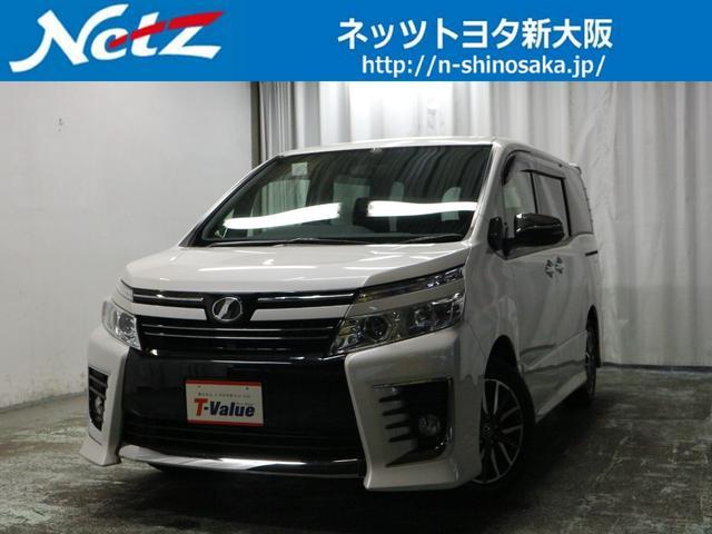 トヨタ ZS 煌 フルセグナビ ワンオーナー T-Value認定車